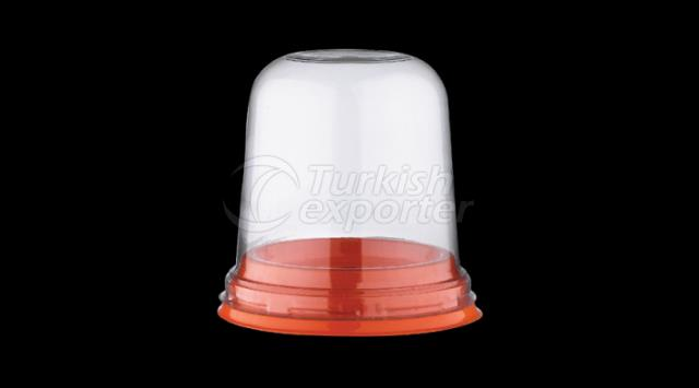 Thermoform - Oval Containers BGO 250T