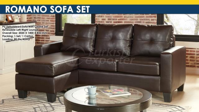 Romano Sofa Set