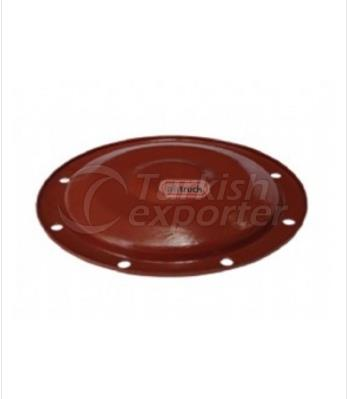 Double Wheel Spring Sadle Cover - 1502292