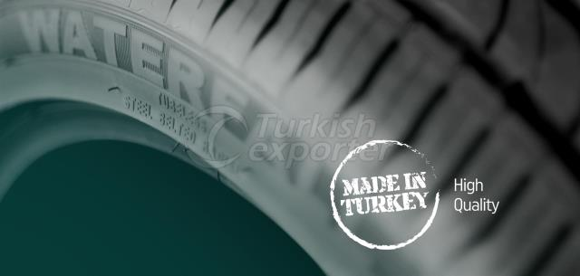 Waterfall Tyres from Turkey
