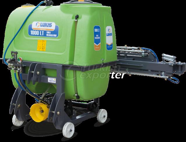 LKS-T-PP-1000 Sprayers Machine