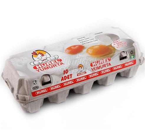 10 pcs egg (L)