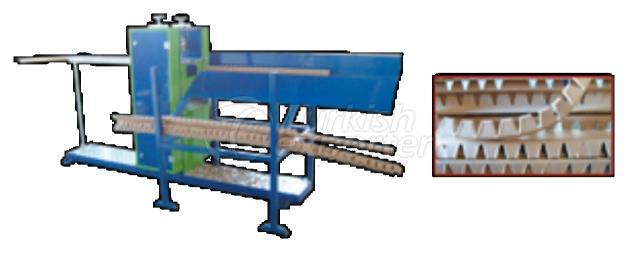 Kağıt Köşebent Kenar Kesim Makinesi V3100