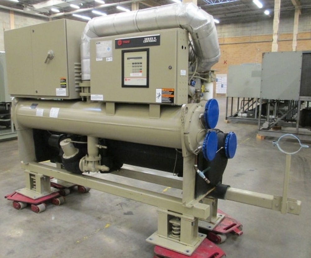 Trane 150 Tons Water Cooled