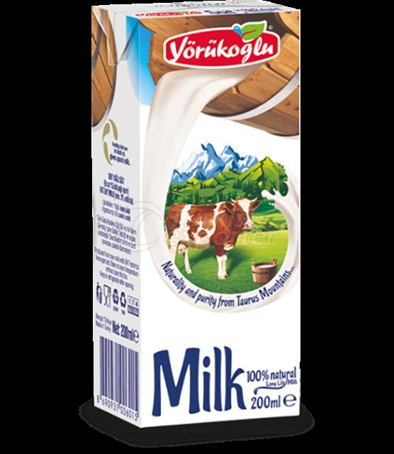 Whole Fat Milk 200ml