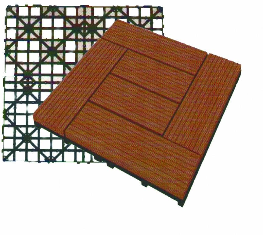 Deck Floor Plastic