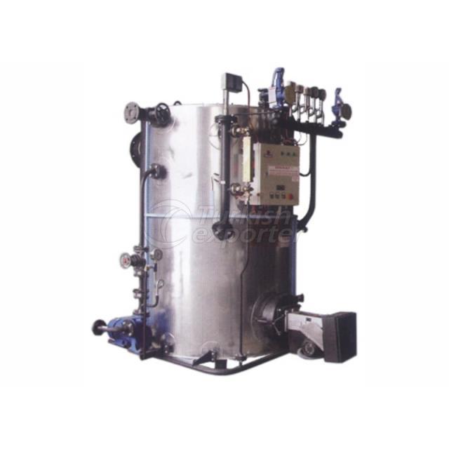 Vessel Type Steam Generator