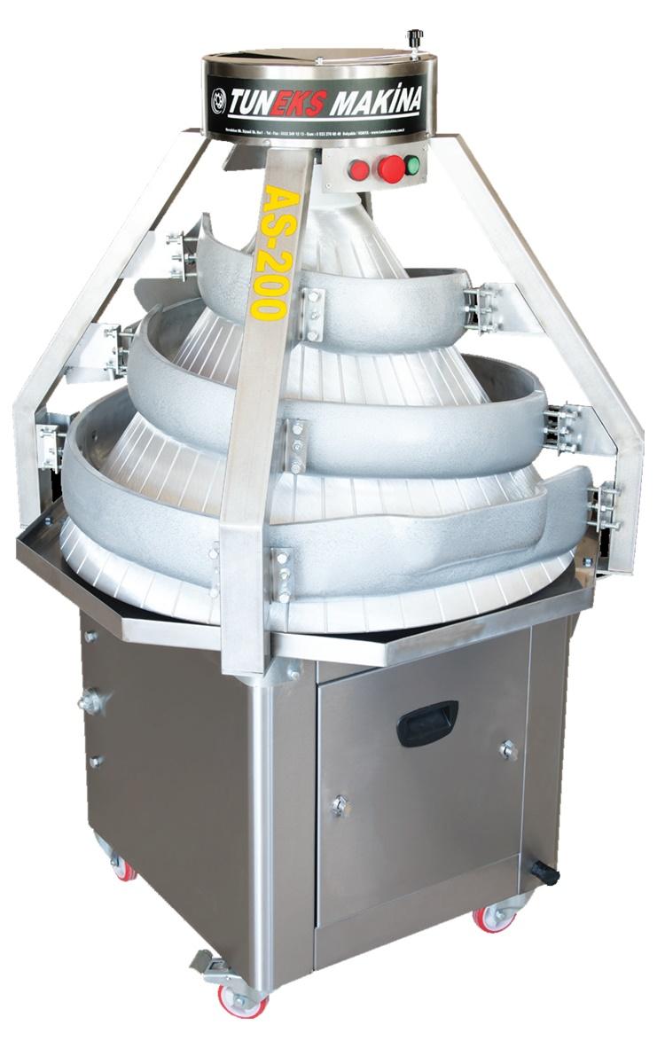 Conical Dough Rounding Machine