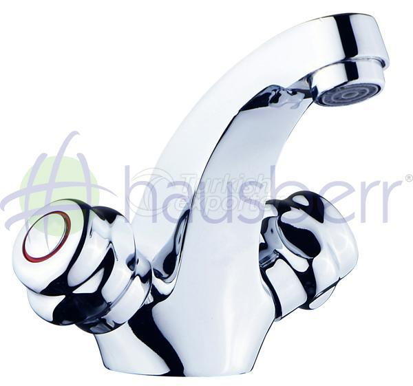 HB613 Noble Classic Dual Handle Eagle Basin Faucet