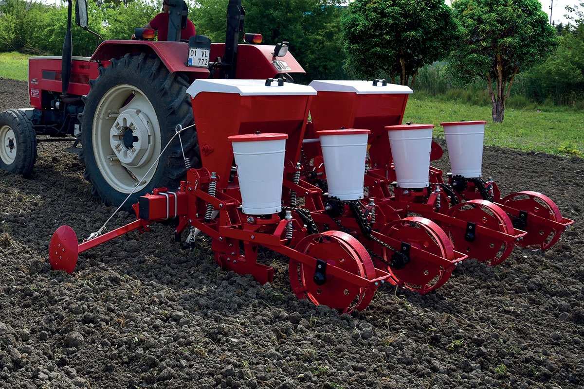 Pneumatic Precision Seeding (Axe Type), MECHANICAL SEED DRILL (UNIVERSAL TYPE)