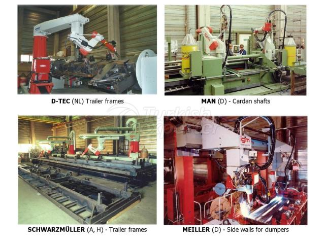 IGM Robotic Systems
