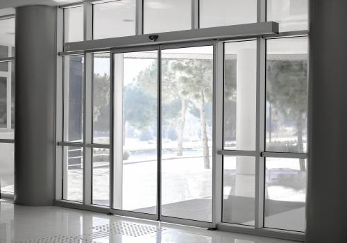 Photocell Doors
