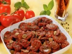 Sun-Dried Tomatoes in Oil
