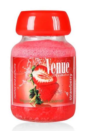 Venue Nail Polish Remover -Strawberry