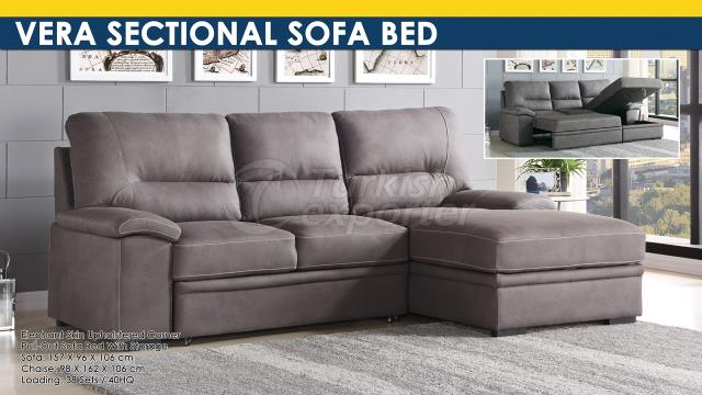 Vera Sectional Sofa Bed