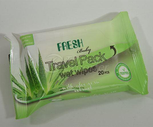 Fresh Baby Islak Mendil Aloe Vera