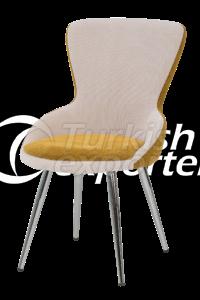 Marisa Yellow Chair