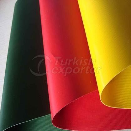 PVC Coated Poleyster Tarpaulins