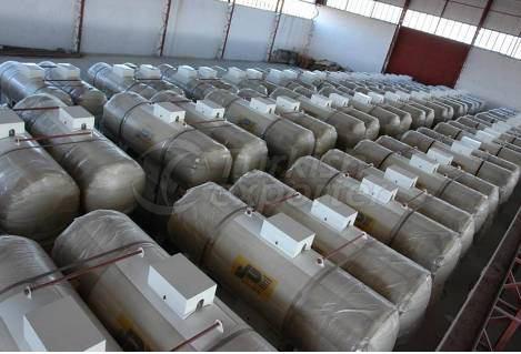 LPG Domestic Tanks