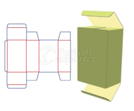 Bottom and Top Cover Box