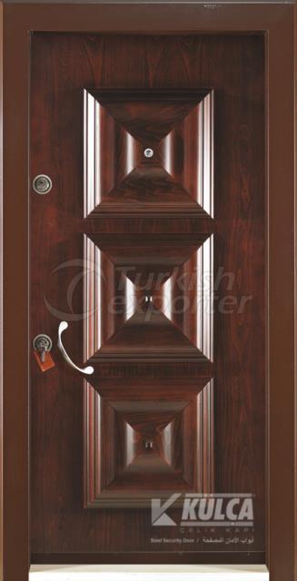 E-8016 (панельная стальная дверь)