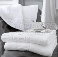 Produits textiles d'hôtel