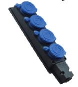 Monophase Plug Socket