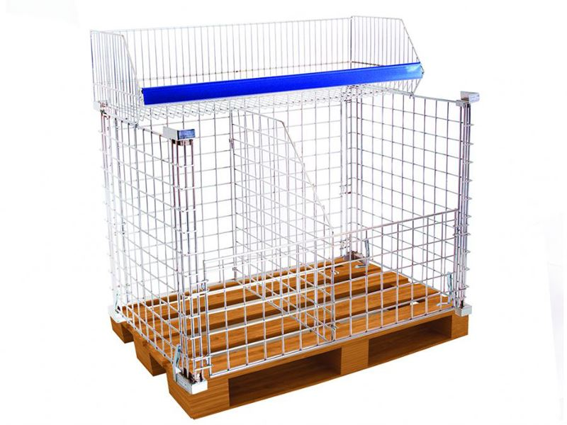 Pallet Top Container