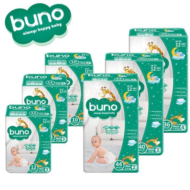 Buno Baby Diaper