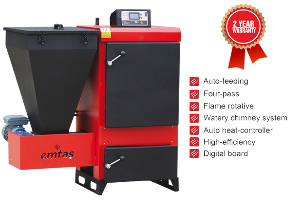 HEATING BOILERS WITH SOLID FUEL1