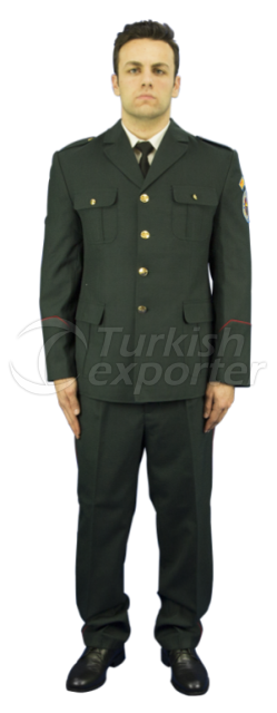Mongolia External Uniform