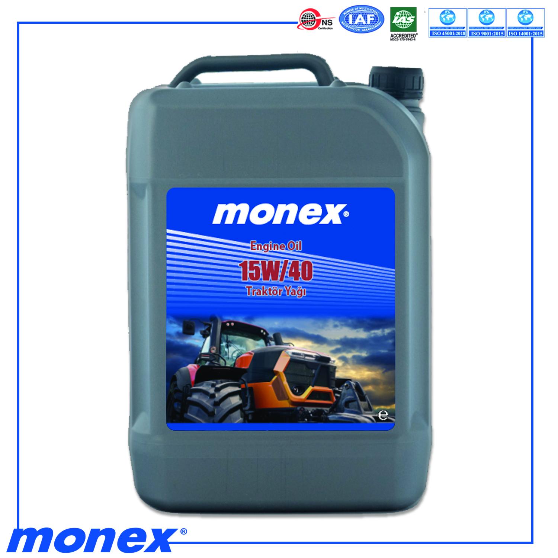 Tractor oil 15W40