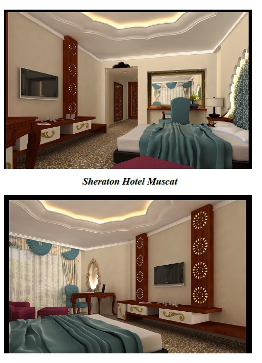Sheraton Hotel Muscat