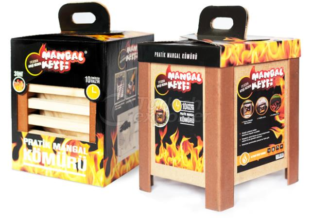 Practical Barbecue Charcoal