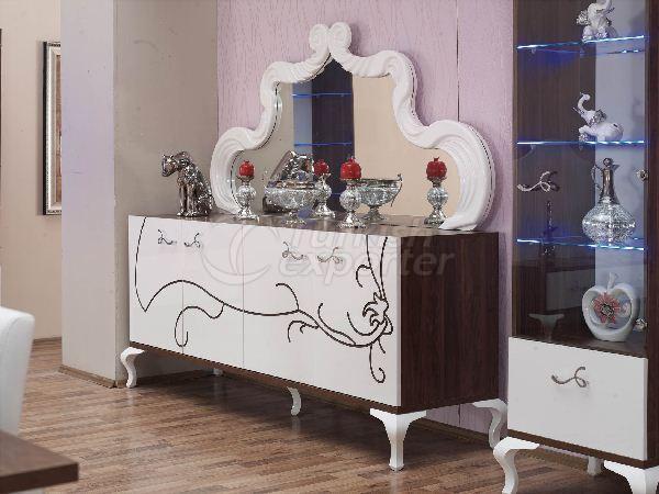 Мебель для гостинной Garcia