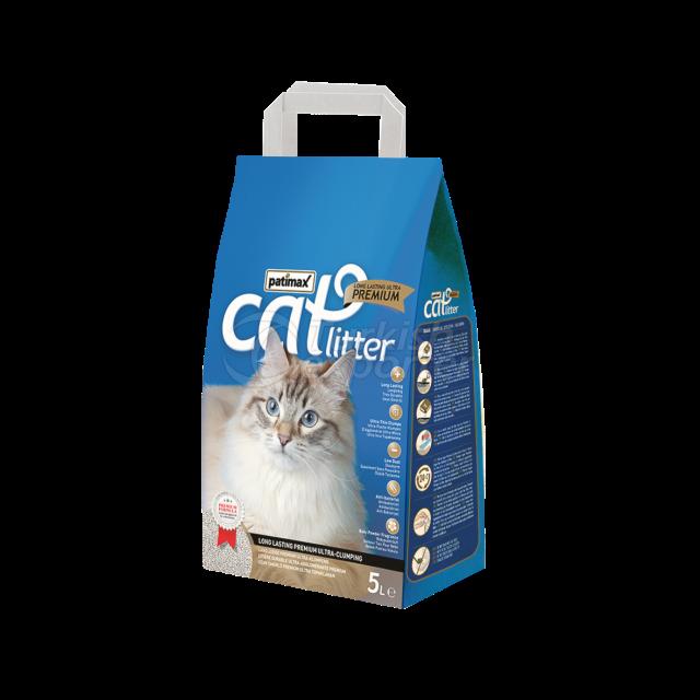 Ultra Premium Cat Litter 5-8-12 Lt