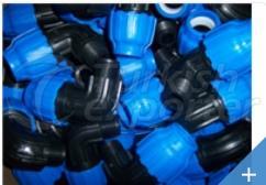 متزامنة سلسلة الأزرق الأنابيب