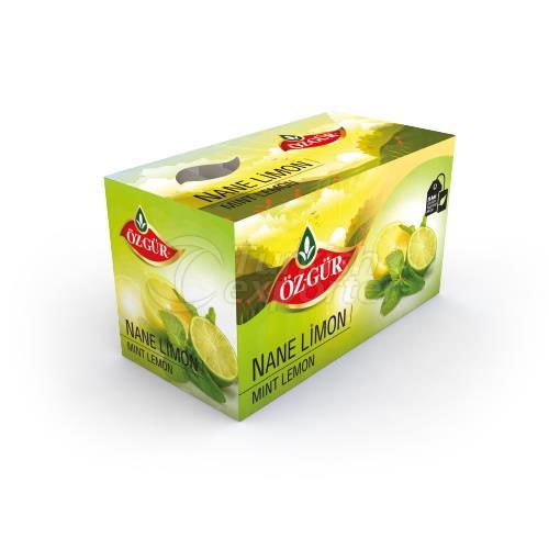 Mint and Lemon Tea