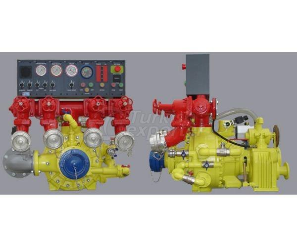 Fire Pumps And Components