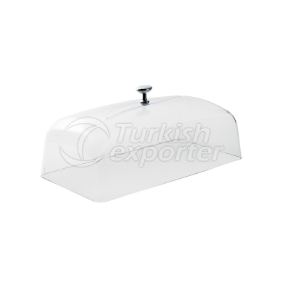 Unbreakable display Tray Cover 1 No.