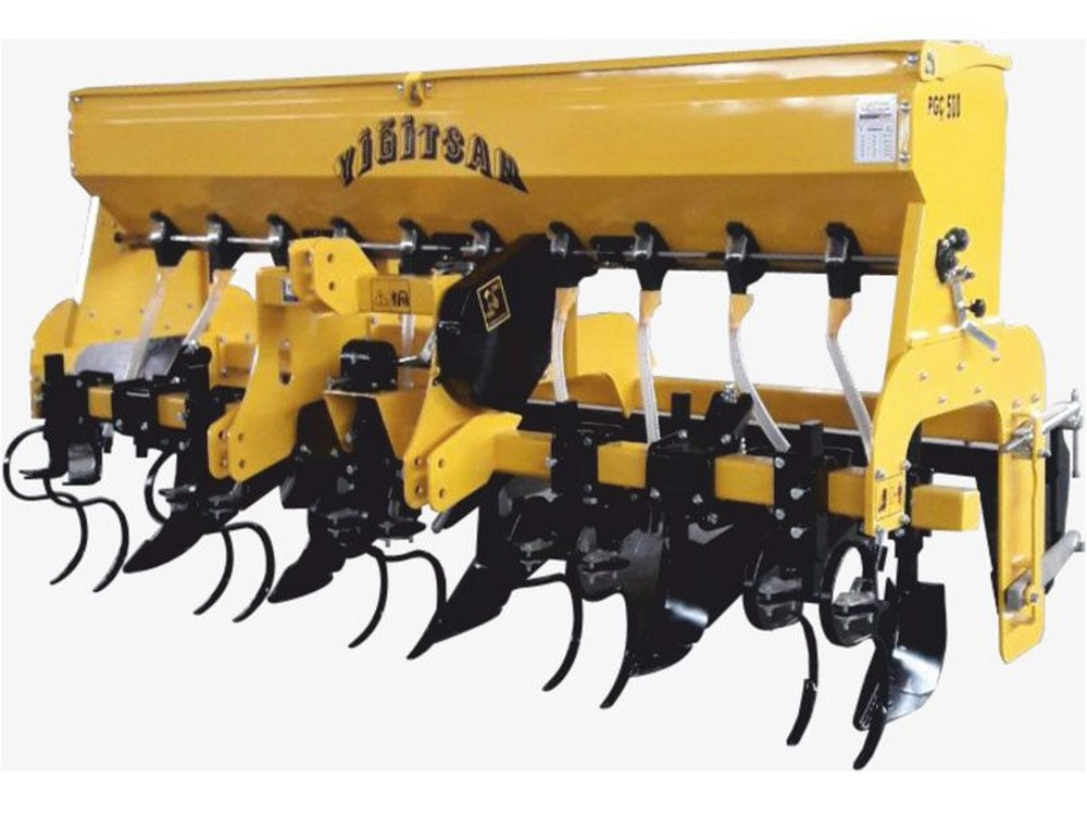 Fertilizer Disposaland Anchor Machine