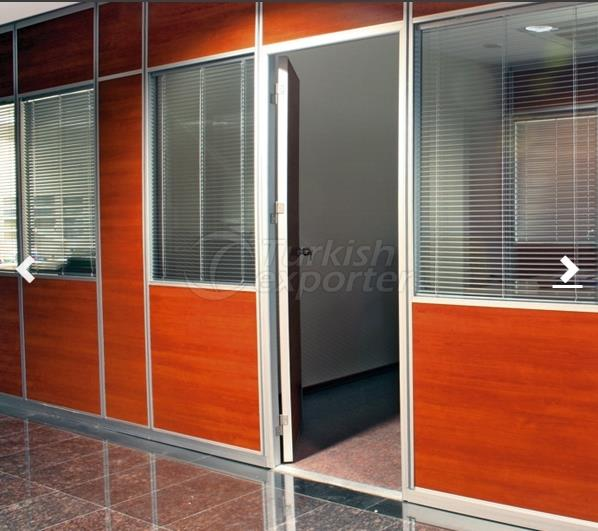 Partition Systems AB Omega 80-100