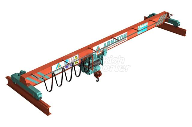 Suspended Electrical Overhead Crane
