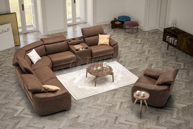 Panamera Corner Couch