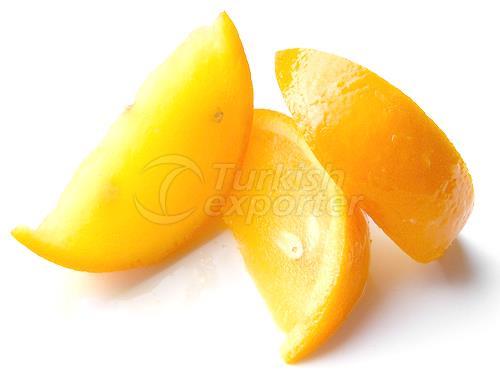 Dondurulmuş Portakal