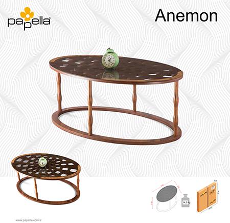 Orta Sehpa - Anemon