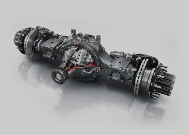 Axle Gear