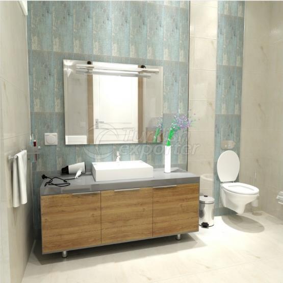 ديكور اثاث حمام