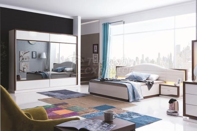 Palas Yatak Odası