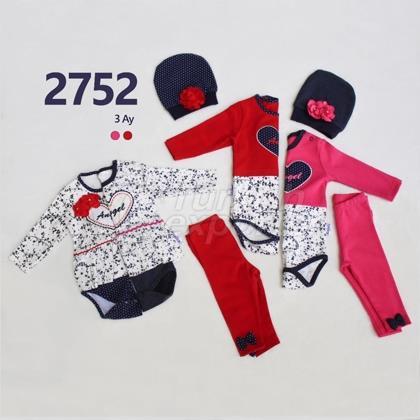 Baby Bodysuit - 2752